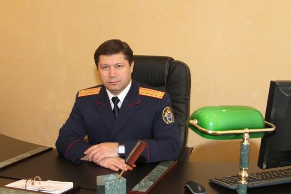 Сергей Сарапульцев возглавлял СКР по Пермскому краю с 2018 года