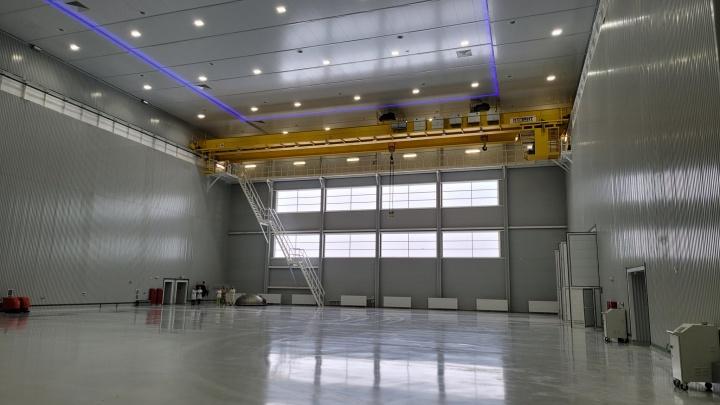 Глава Роскосмоса проверил реконструкцию «Красмаша», который будет производить ракеты «Сармат»