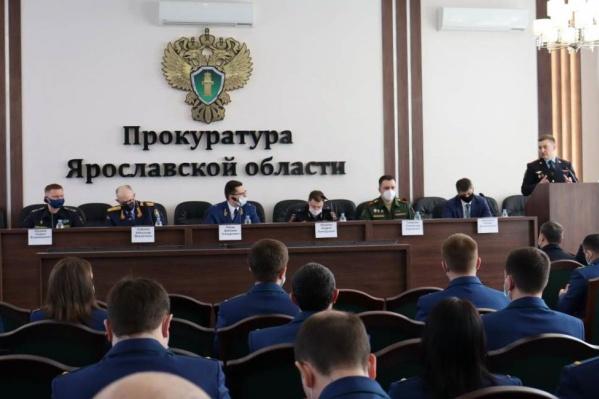 О доходах отчитались начальники всех прокуратур из Ярославской области