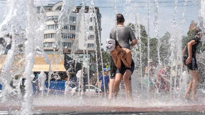 Климатологи: в течение 10 лет температура на Дону будет расти и побьет все рекорды