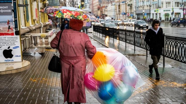 Ветер в Ростове усилится до штормового