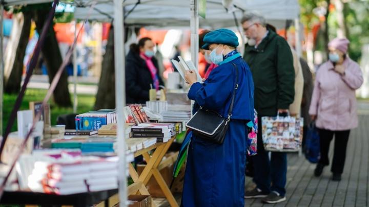 На архангельский фестиваль книги «Белый июнь» приедут российские и зарубежные писатели