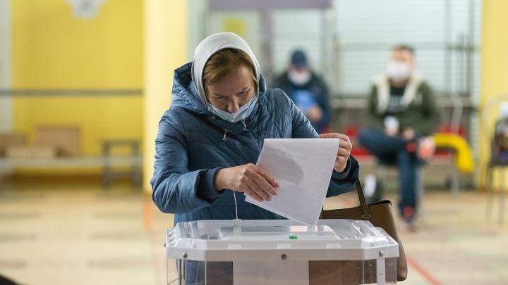 Стерлитамак голосующий: фоторепортаж с избирательных участков