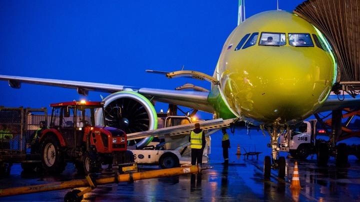 Авиакомпания S7 запустила прямые рейсы из Новосибирска в еще один российский город