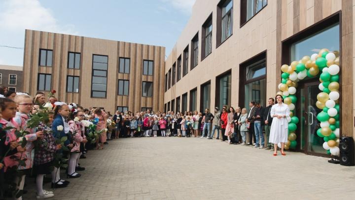 В загородном районе «Твоя Привилегия» открылось новое здание школы «Привилегия SMART»