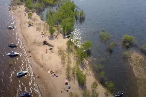Дикие пляжи опасны для отдыхающих, по мнению властей