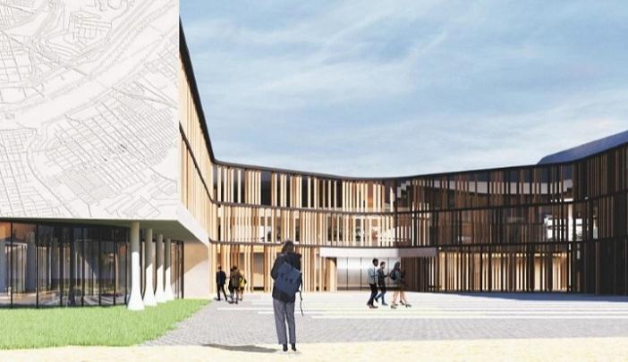 Власти показали, как будет выглядеть планируемый межвузовский кампус в Уфе
