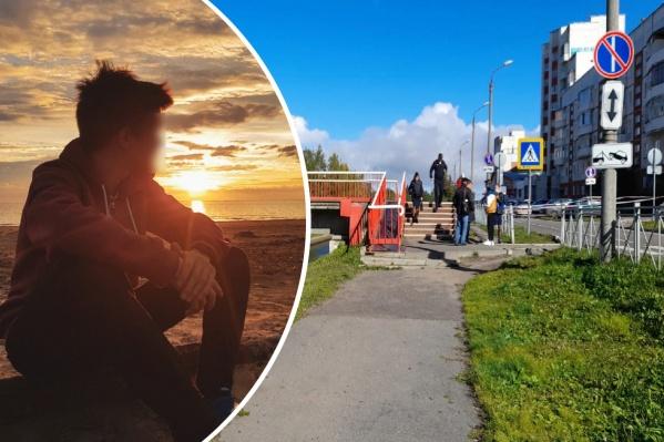 Трагедия произошла вечером 10 сентября на улице Лебедева