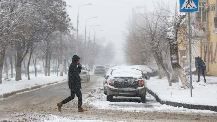 Без надобности из дома не выходить: Росгидромет предупреждает о резком ухудшении погоды в Волгограде