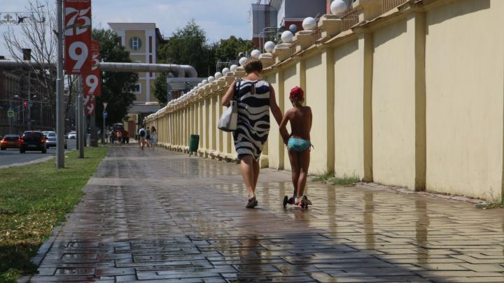 В Самарской области спадет жара