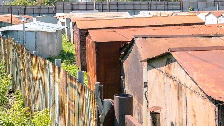 Придется платить: в Самарской области утвердили правила гаражной амнистии