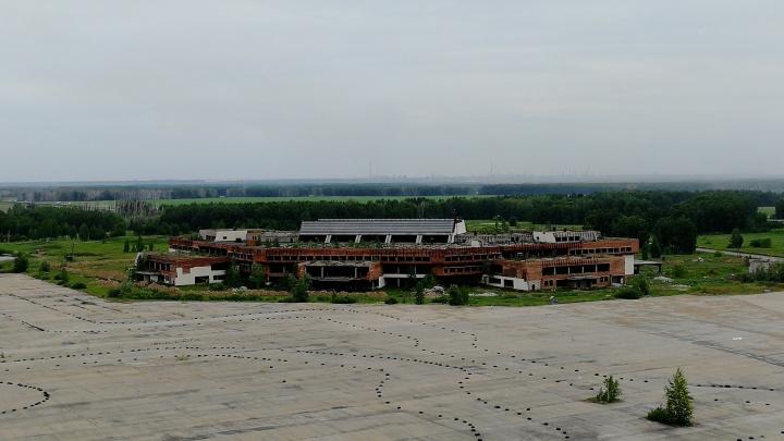 В строительство аэропорта Омск — Фёдоровка готовы вложиться две компании с учредителями на Кипре