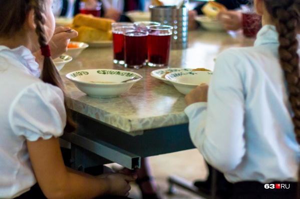Следователи не исключают, что ученики заболели после посещения школьной столовой