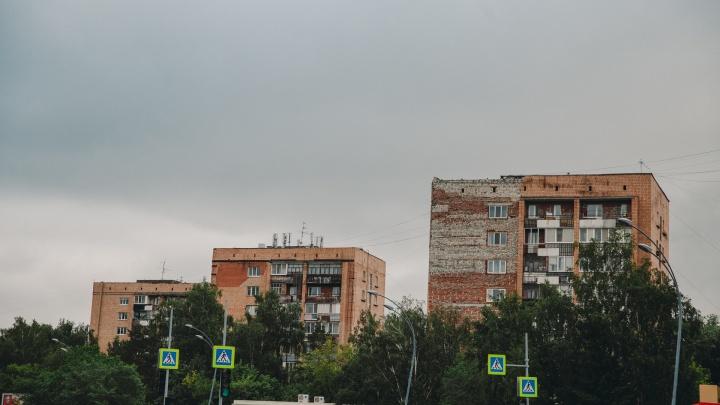 На Тюменскую область идут дожди и сильный ветер — обещают штормовое