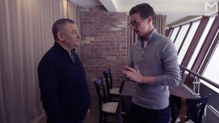 Ротенберг взял на себя скандальный дворец из расследования Навального