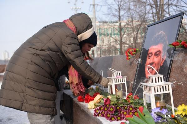 Бориса Немцова убили ровно шесть лет назад