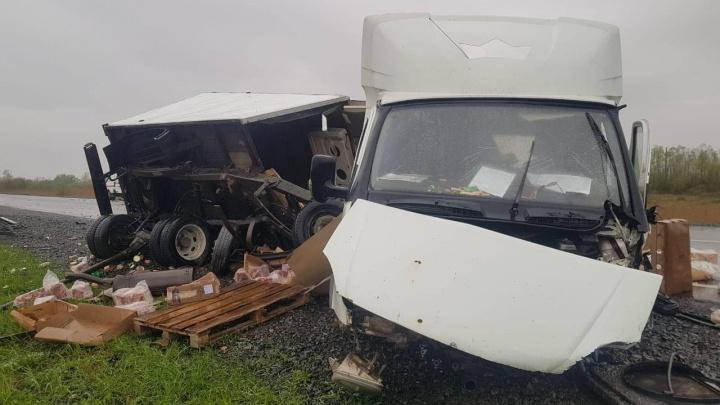 Виновником страшной аварии с пятью погибшими в Ачинском районе назвали водителя «Газели»