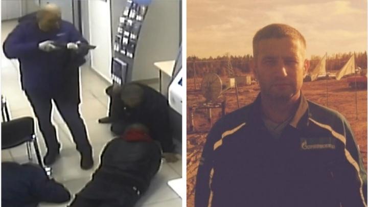 В Екатеринбурге суд решил судьбу грабителя, застрелившего посетителя банка