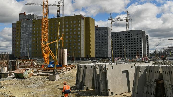 Свердловские власти попросили еще денег на кампус для студентов УрФУ