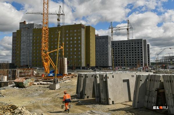 Если проект кампуса в Новокольцовском победит в конкурсе, из федерального бюджета выделят не менее 60% от стоимости возведения площадки
