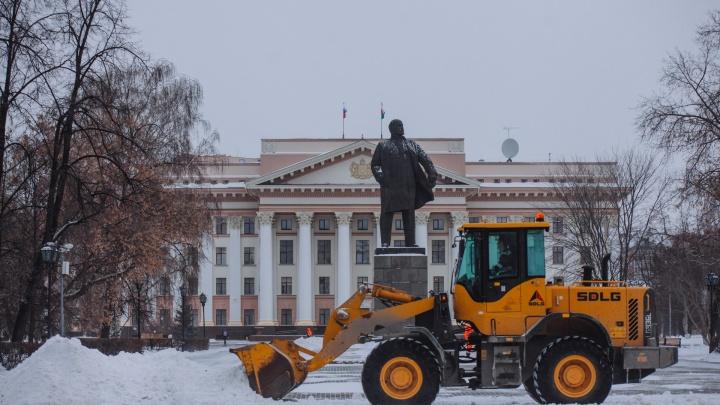 Сняли ограничение движения транспорта на трассе Тюмень — Омск. Как регион переживал аномальные холода