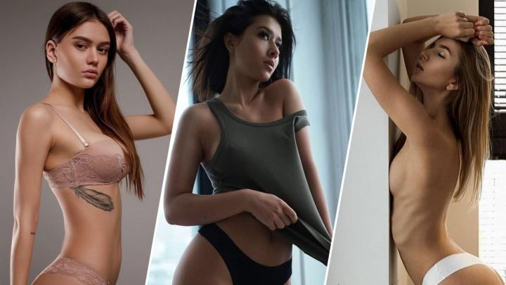 Лучшие девушки недели из Instagram Уфы: жаркая весна совсем близко