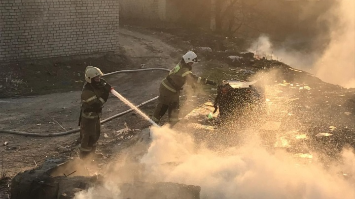 Эта область в огне, и нам некуда больше бежать: вокруг Волгограда сжимается кольцо пожаров