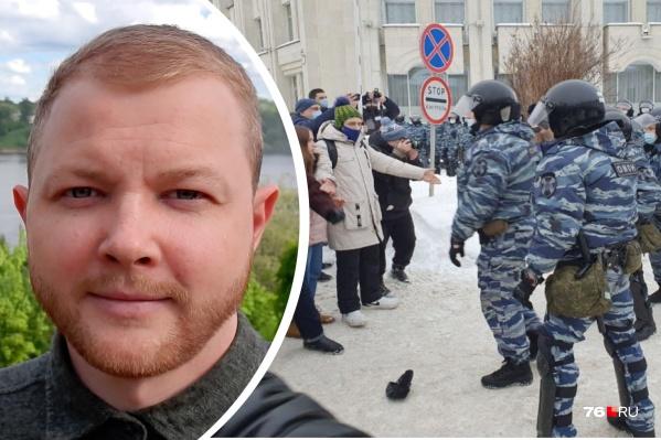 Александр Смирнов не собирается оплачивать работу полицейских