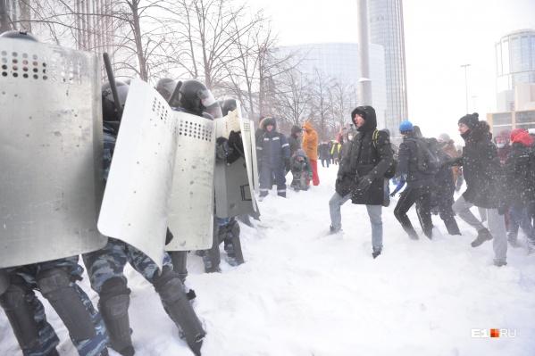 Социологи выяснили, чтосреди молодежи высокие протестные настроения