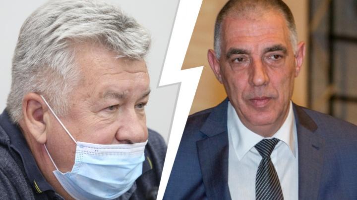 Андрей Важенин назначен руководителем челябинского медуниверситета. Когда он приступит к работе