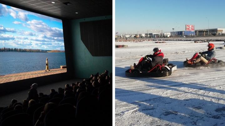 Кинотеатр vs картинг: около «Самара Арены» собираются переоборудовать южную парковку