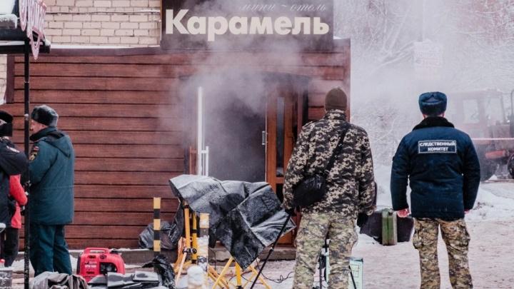 Прокуратура потребовала приговорить фигурантов дела о трагедии в отеле «Карамель», где погибли 5 человек, к реальным срокам