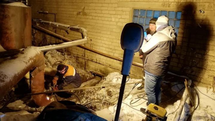«Вы издеваетесь?»: губернатор сообщил жителям Ростова о подаче тепла, но батареи у них так и не нагрелись