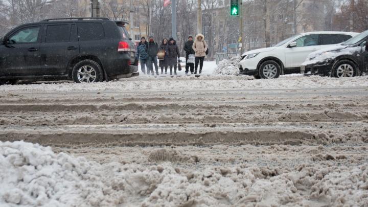 Главу МП «Благоустройство» хотят оштрафовать за плохую расчистку дорог от снега
