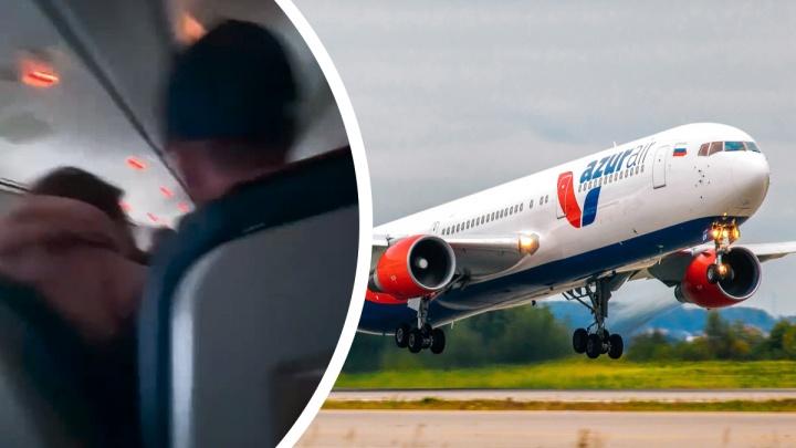 Почему Boeing, летевший из Екатеринбурга в Сочи, начал «падать» после удара молнии. Объясняет опытный пилот