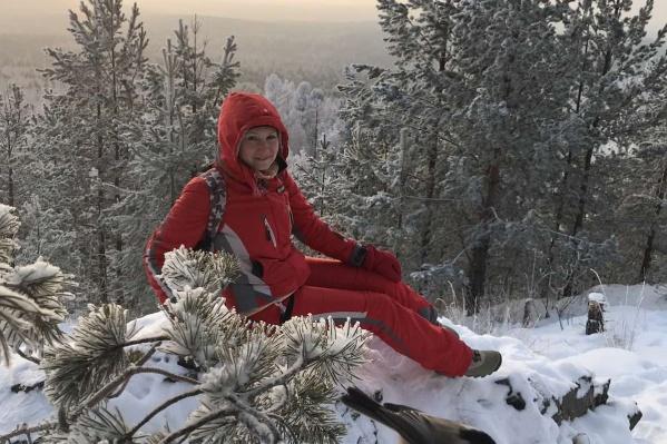 Татьяна очень любила активный туризм и ходила в походы