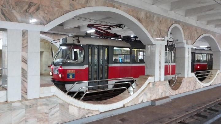 В городе не должно звучать слово «рентабельность»: рассказываем, почему в Волгограде не строят третью очередь метротрама