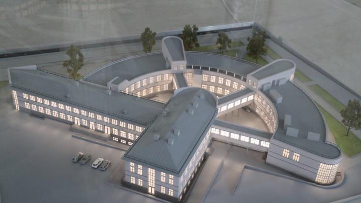 Как будет выглядеть филиал Третьяковки в Самаре: видео