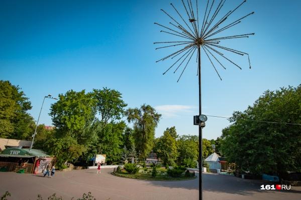 Вплотную к Парку Горького со временем могут вырасти гостиницы, жилые многоэтажки и офисы