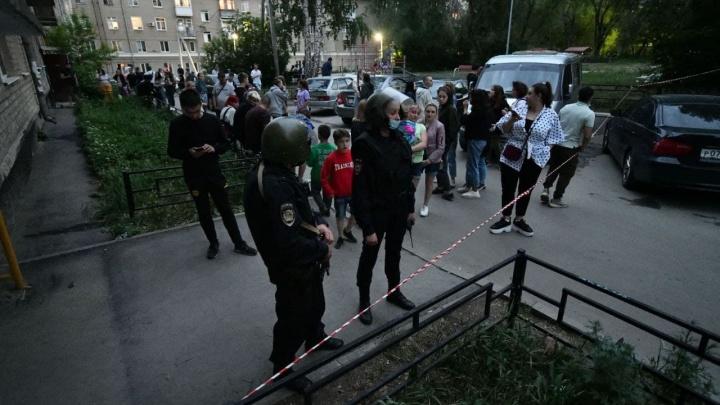 Стало известно, в каком состоянии находится девочка, пострадавшая во время стрельбы в Екатеринбурге
