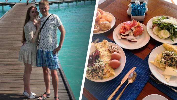 Молодожены отдали 360 тысяч за свадебное путешествие на Мальдивы и голодали у моря три дня