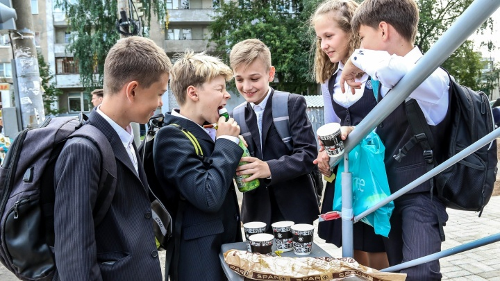 Шоу трансформеров и «Парк профессий». Куда сходить с ребенком 1 Сентября в Нижнем Новгороде