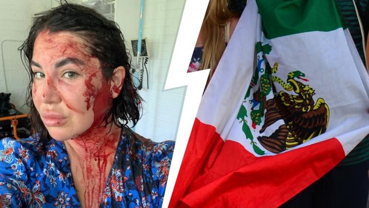 «Часть волос вырвали вместе с кожей, пока тащили топить»: в Мексике шаманы напали на визажиста из Екатеринбурга