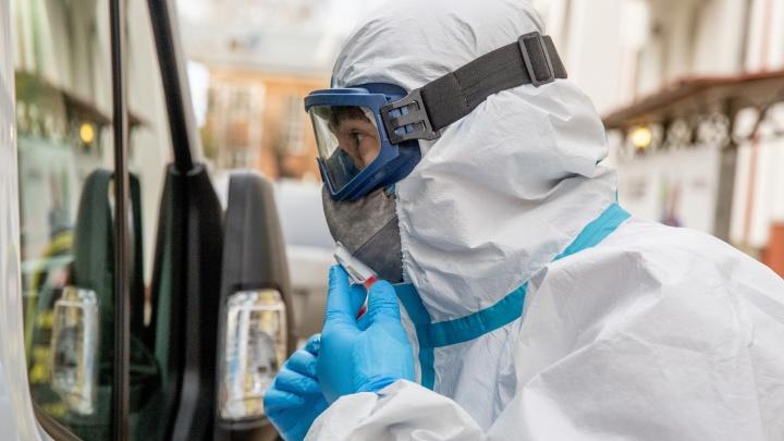 «Держим койки»: власти рассказали о третьей волне коронавируса в Ярославской области
