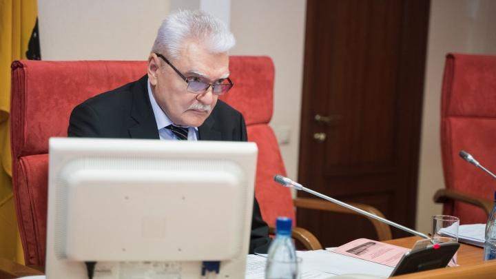 Депутат ярославской облдумы, возглавляющий фракцию правящей партии, назвал размер своей пенсии