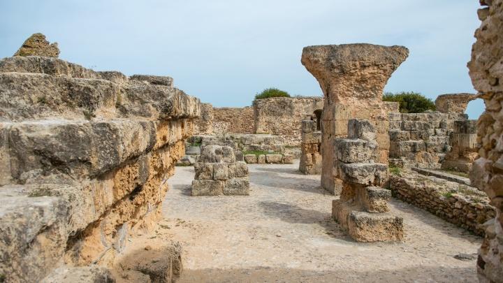 Подготовили топ-5 мест, которые стоит посетить в Тунисе
