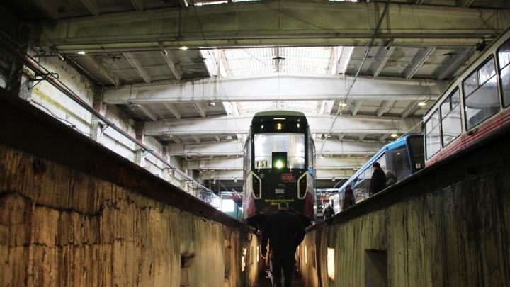 Без второго депо, но с новыми автобусами: планы департамента транспорта на ближайшие 5 лет