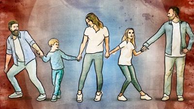 «Дети ужасно выглядят»: два отца из Новосибирска борются с общей бывшей женой за право видеться с сыном и дочкой