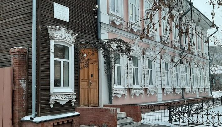 В центре Омска за 22миллиона продают историческое здание начала XXвека