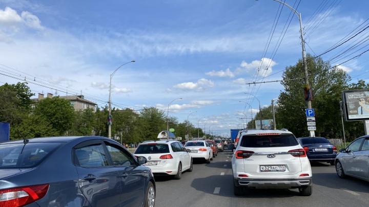 В Краснодаре изменят схему движения на улице Академика Трубилина
